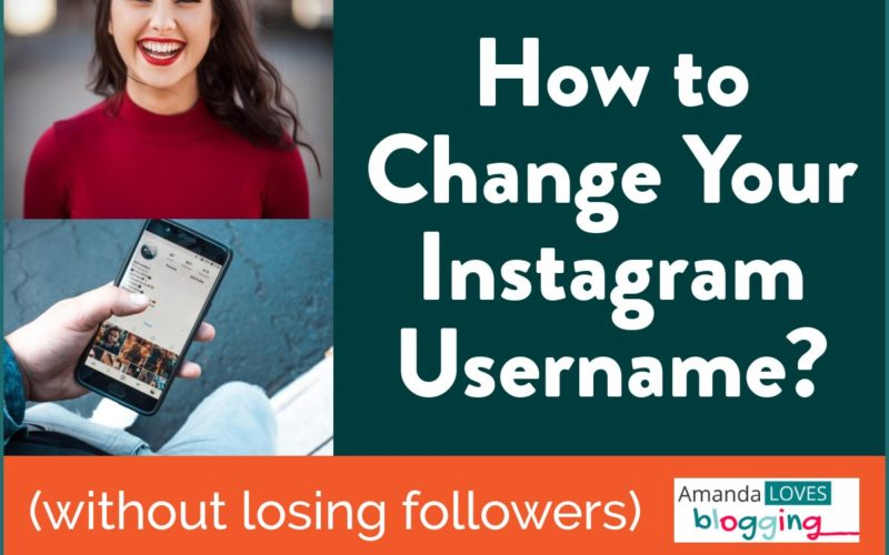 Change Your Instagram Username (without losing followers)