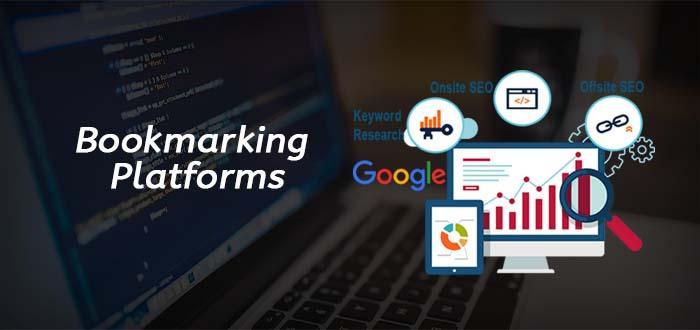bookmarking platforms