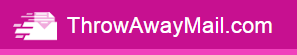 ThrowAway mail