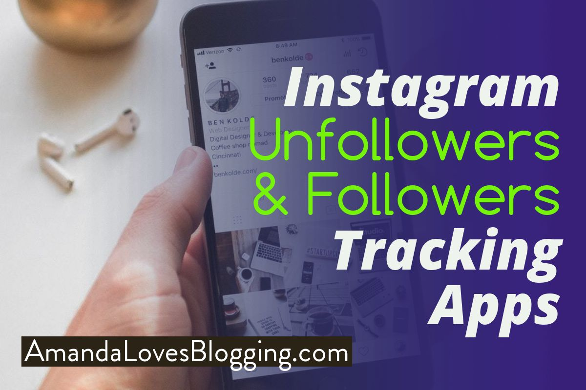 Best App To Unfollow Users On Instagram Unfollowers Android