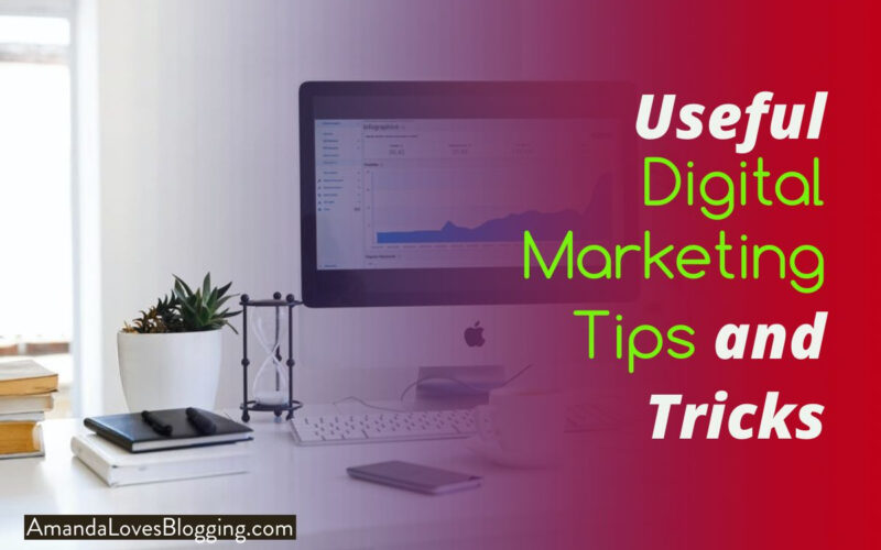 Useful Digital Marketing Tips and Tricks for Businesses in 2021